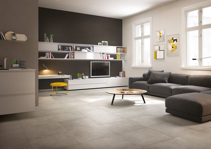 Living room tiles: your home decor inspiration - Marazzi 5828