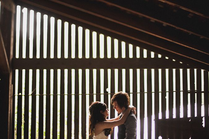 Really pretty, young couple! :) {Benji Haisch Photography}