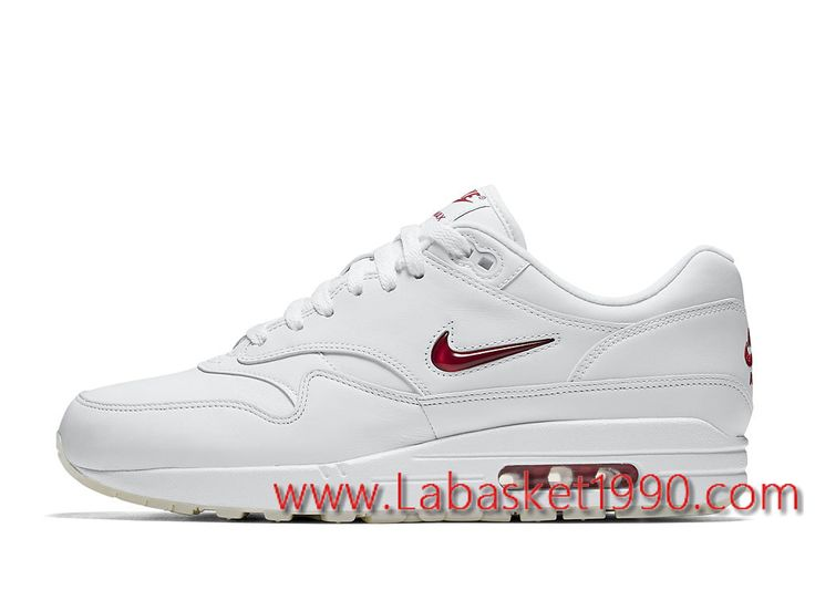 nike tennis classic blanc rouge