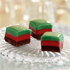 Holiday Mint Fudge from Eagle Brand® Sweetened Condensed Milk