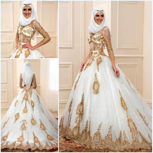 Islamic Wedding Dresses Tumblr : Best ideas about muslim wedding dresses on