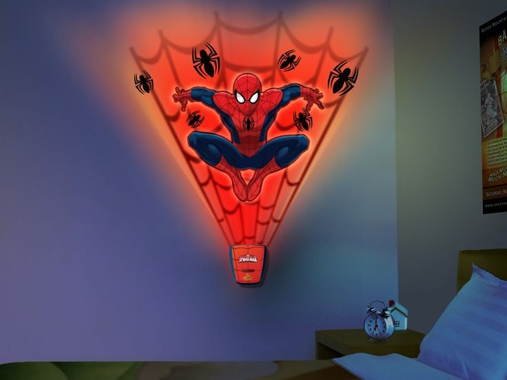 15 best kids cartoon character night lights images on pinterest amazing web attack create an awesome light and sound experience on your wall use the mozeypictures Gallery