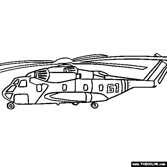 100 Free Helicopter And Military Chopper Coloring Pages Color In This Picture Of A Sikorsky CH 53E Sea Stallion Hurricane Maker Heavy Lift Transport