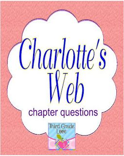 Third Grade Love: Charlotte's Web
