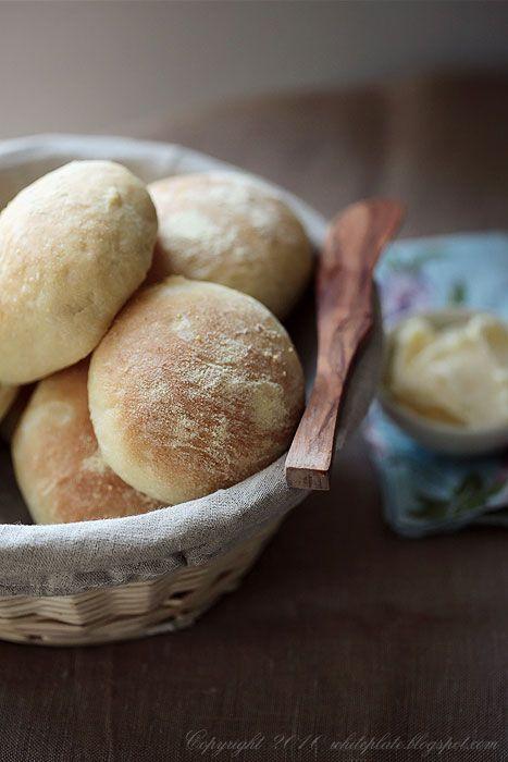 Pracownia Wypieków: Bułeczki kukurydziano-ziemniaczane