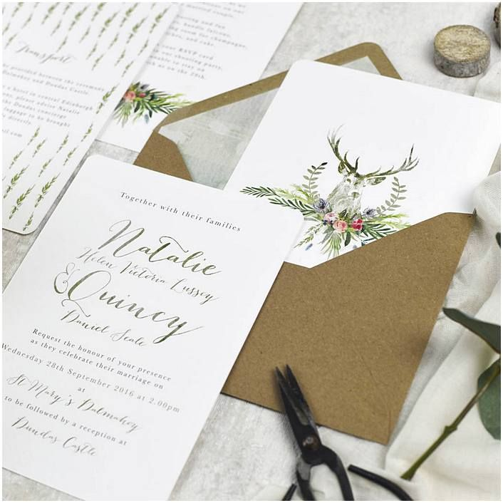 photo wedding invitations The invitations are however
