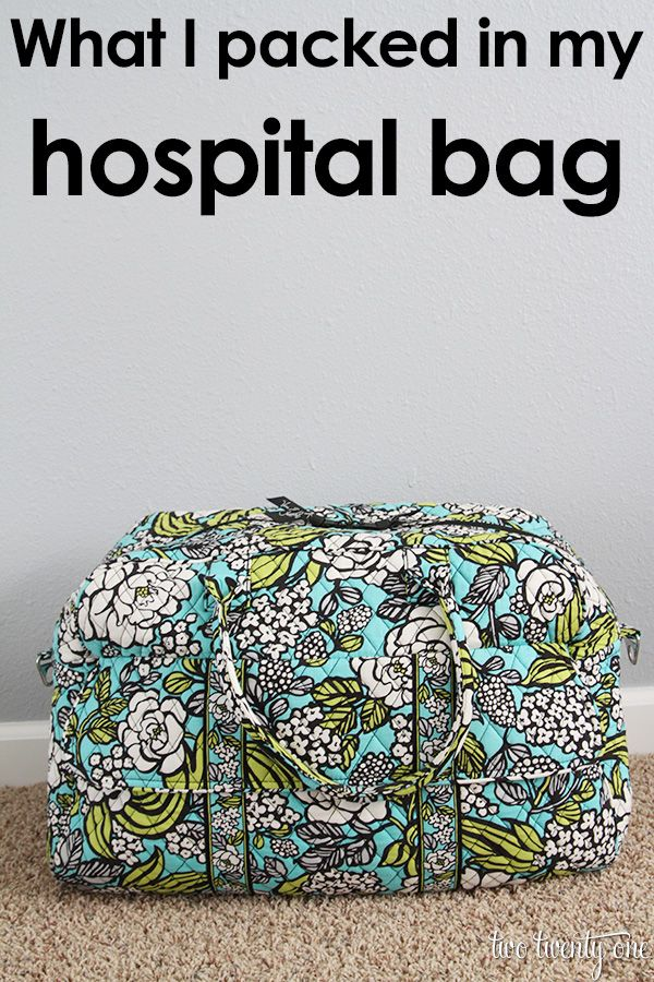 """What I packed in my hospital bag. """"Insurance requires to provide you a breast pump"""""""
