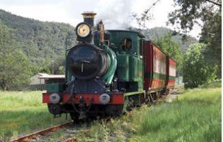 West Coast Wilderness Railway - Discover Tasmania