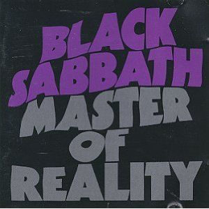 masters of reality by black sabbath