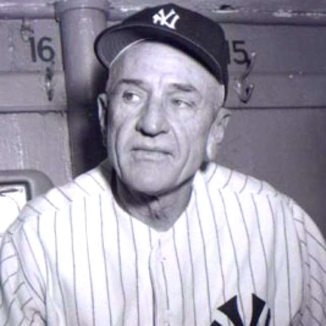 Legendary manager Casey Stengel took the New York Yankees to a World Series victory 7 of his 12 seasons with the iconic ball club with consecutive World Series wins from 1949 to 1953. Then two more in 1956 and 1958.