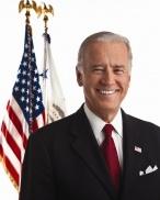 VP Joe Biden...he cracks me up and I love his no nonsense demeanor