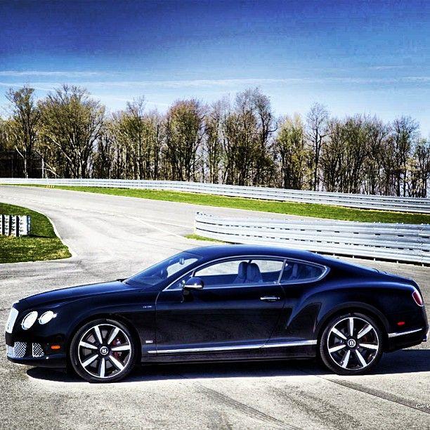 2014 Bentley Continental GT W12 Le Mans Edition