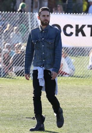 Jered Leto - Coachella 2012