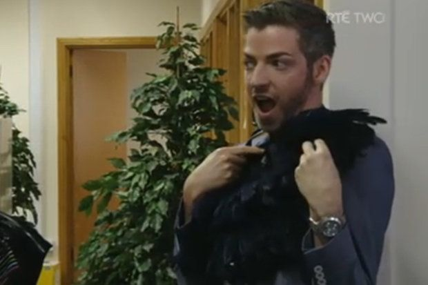 Apprentice candidate Dillon St Paul is actually an Irish reality TV star