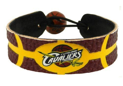 Cleveland Cavaliers Team Color Basketball Bracelet