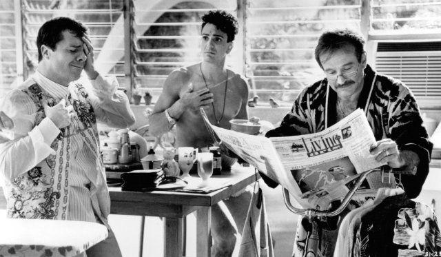 Essential Gay Themed Films To Watch, The Birdcage http://gay-themed-films.com/the-birdcage/