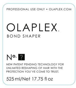 olaplex bond shaper