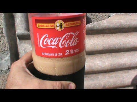 Como tirar Ferrugem das Ferramentas com Coca-Cola - YouTube