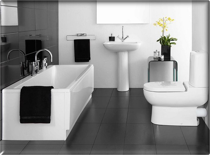 Prime 17 Best Ideas About Modern Small Bathrooms On Pinterest Modern Largest Home Design Picture Inspirations Pitcheantrous