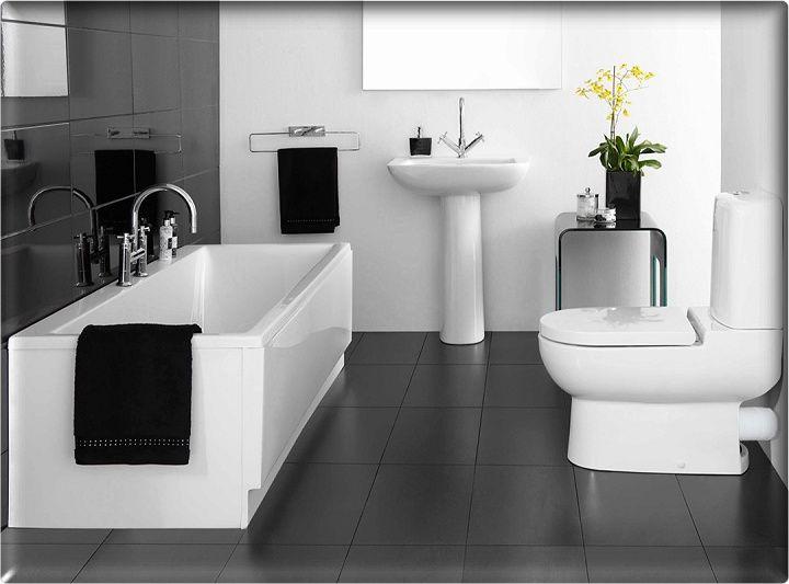 Elegant Small Bathroom Makeovers | ... Small Bathrooms Ideas, Tips and Tricks : Elegant Small Bathroom Design