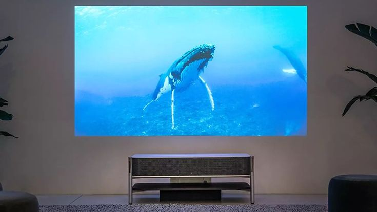 Sony's latest 4K projector costs nearly as much as a Tesla Model 3