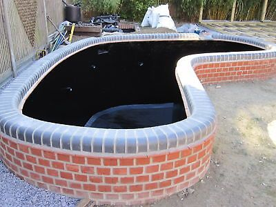1000 ideas about pond liner on pinterest epdm pond for Koi fish pond lowes