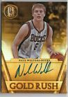 For Sale - Nate Wolters 2014-15 Gold Standard Gold Rush ON CARD AUTO- Milwaukee Bucks/199 - See More At http://sprtz.us/BucksEBay