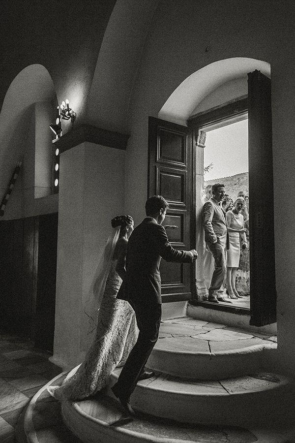 Καλοκαιρινος ρομαντικος γαμος στην Μονεμβασια | Εμιλυ & Ερικ - Love4Weddings