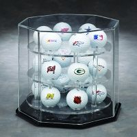 Acrylic Display Cases For Golf