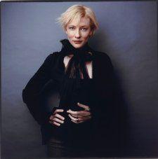 Cate Blanchett, 2002 (printed 2006) by Karin Catt