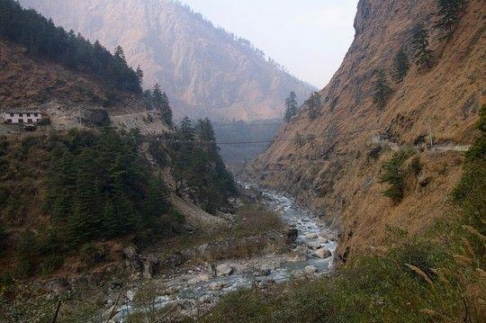 The-Gandaki-river-where-shaligrams-are-found.