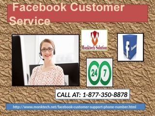 Not Getting Verification Code? Get Facebook Customer Service 1-877-350-8878 Your Facebook account has been blocked and during unblocking, you need verification code which you will get via Gmail or phone. But if you are not getting it, then connect with us via calling at 1-877-350-8878 and avail our Facebook Customer Service which is totally free of cost. Visit-http://www.monktech.net/facebook-customer-support-phone-number.html