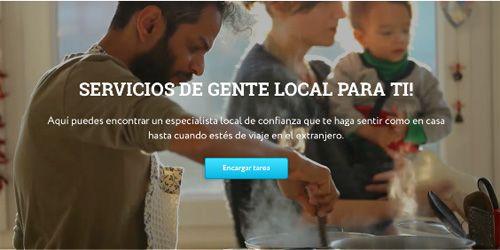 Nuevo mercado de trabajo que conecta a profesionales locales con turistas o extranjeros residentes en España