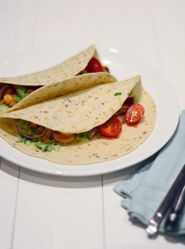 Makkelijke Maaltijd: Vis Taco's met Zalm