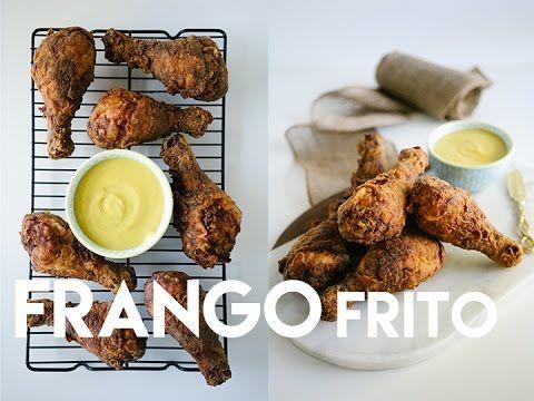 PARA A RECEITA COMPLETA: http://www.vaicomeroque.com.br/friedchicken Para propostas comerciais: crisspina@k2agencia.com – tel: (11)-4118-0027 SIGA O VAI COME...