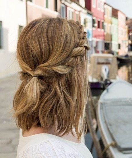 Sweet hairstyles for 2018
