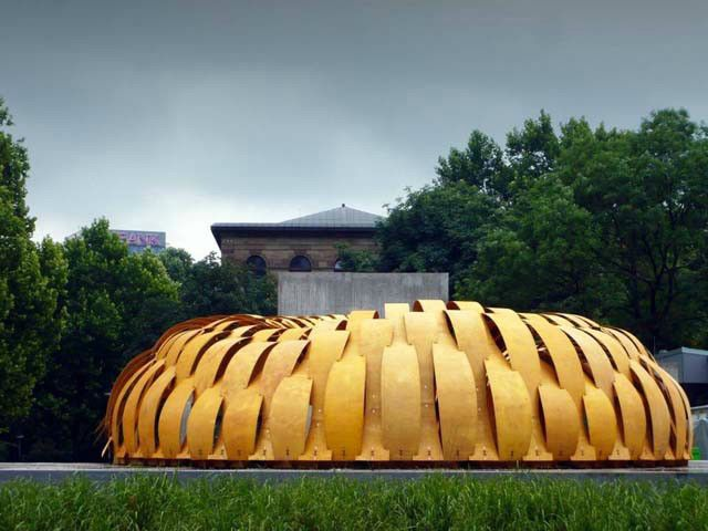 ICD/ITKE Research Pavilion 2010