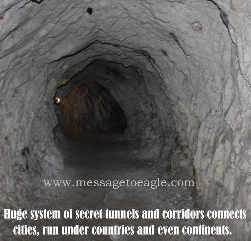 Ancient Story About Thousand-Year-Old Underground Network Of Caves - MessageToEagle.com