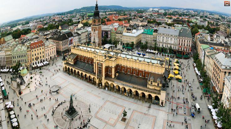 Краков, Польша  #moreinfo #beautiful #places #tour #voyage #Poland