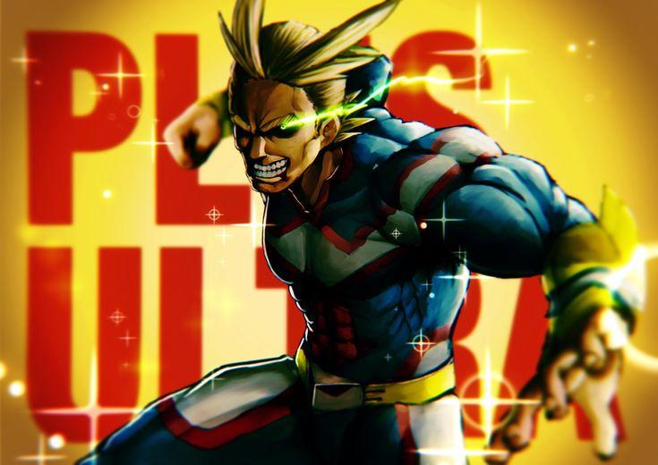 Boku No Hero Academia All Might Boku No Hero Academia