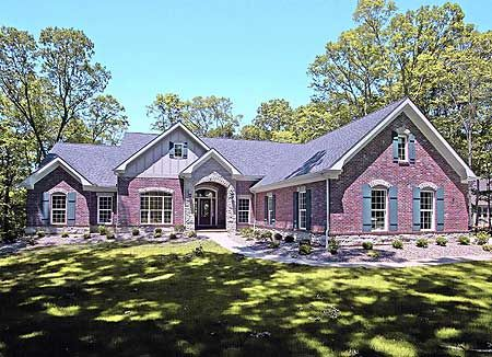 Plan 12610mh vaulted hearth room house plans the study for House plans with hearth rooms