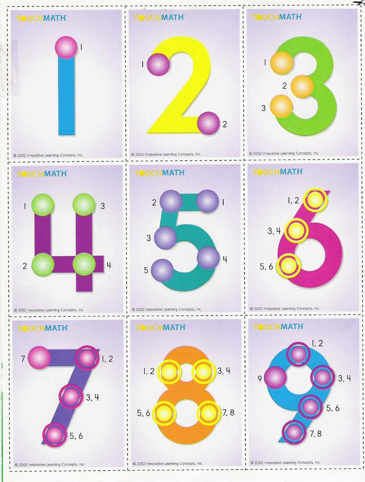 Worksheets Touch Math Multiplication Worksheets 25 best ideas about touch math on pinterest preschool number one of the ways we learn to add and subtract in our classroom touch
