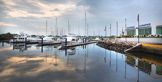 Marina Chiapas, una sorpresa en la costa del Pacífico | México Desconocido