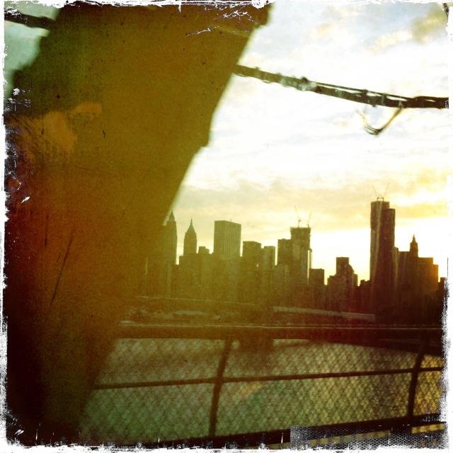 NYC. Right.   © Emily Rickard