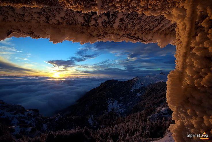 Ceahlau Mountains, Romania by Theodor Bunica