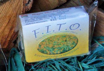 F.I.T.O. Szappanok - Természetes, kézműves háziszappan körömvirággal. . Információ: info@fitoszappan.hu