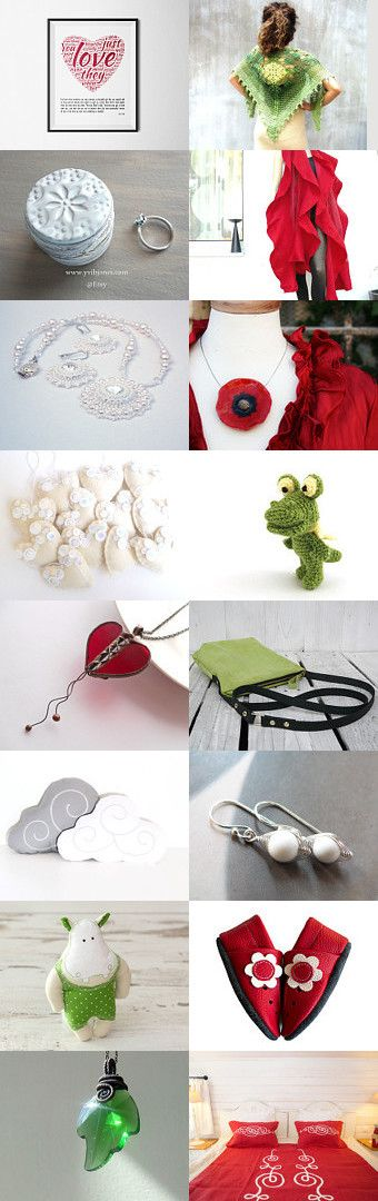 Hungarian selection by Erzsébet Kis Jakab on Etsy--Pinned with TreasuryPin.com