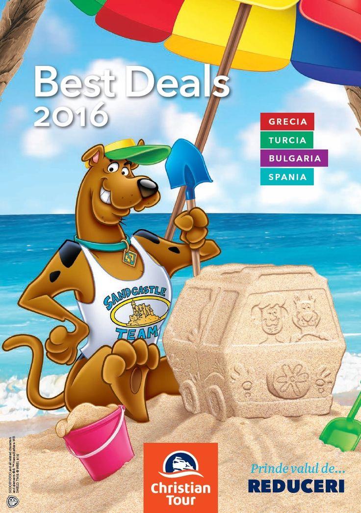 Catalog Christian Tour Best Deals 2016! Oferte: Grecia Insula Zakynthos, situat pe plaja, recomandat familiilor cu copii, de la 299 euro.