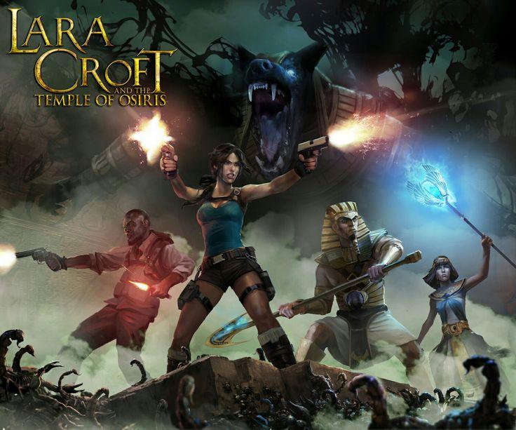 Lara Croft and the Temple of Osiris - (2014) - Crystal Dynamics - Square Enix