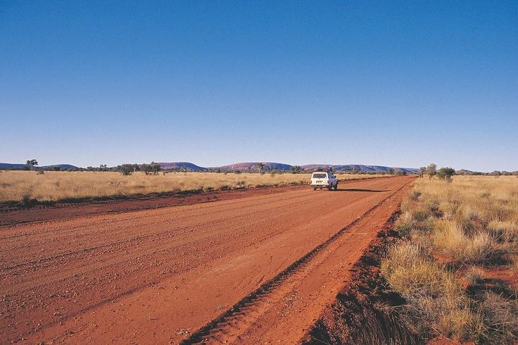 Gunbarrel Highway - Western Australia......some road eh?